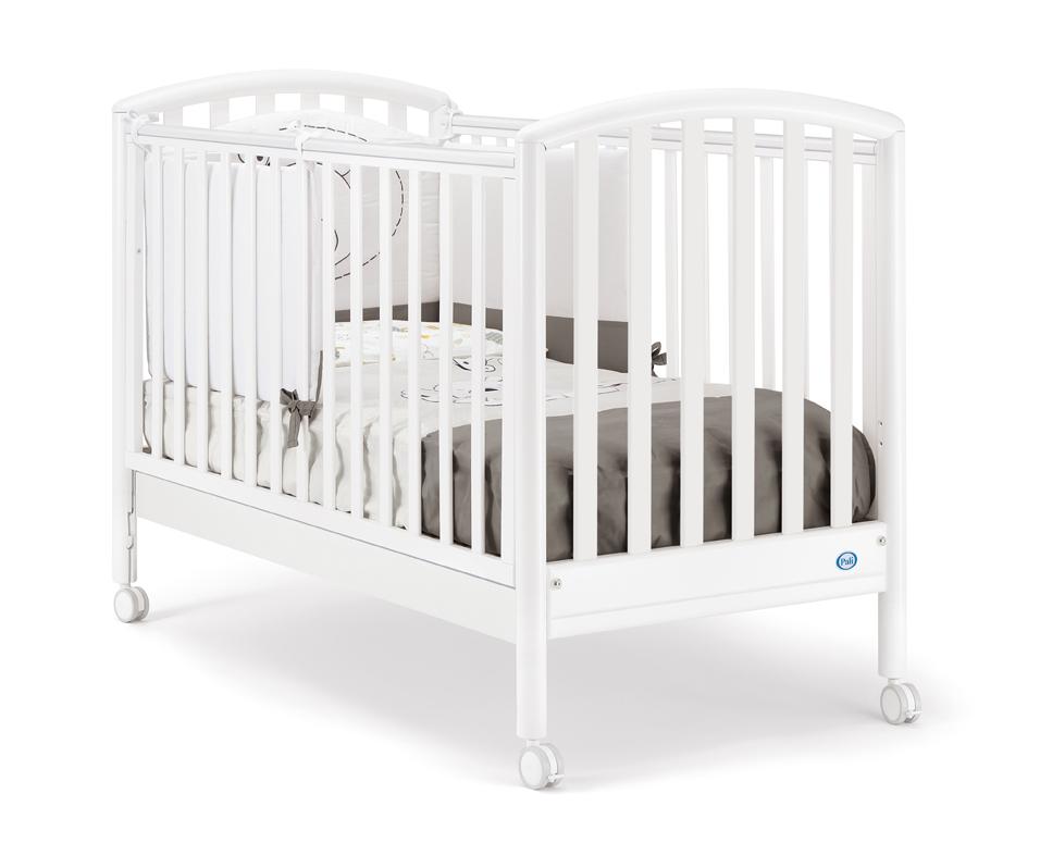 2328b10c31f Παιδικό κρεβατάκι PALI Ciak white – Baby Look Είδη Μπεμπέ