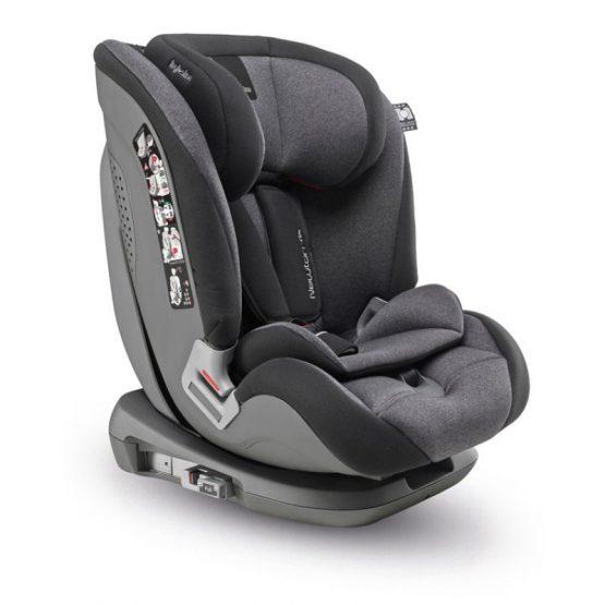 Κάθισμα αυτοκίνητου Inglesina Newton χρώμα Black
