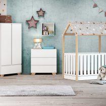 Casa Baby παιδικό Κρεβάτι La Maison