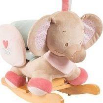 Nattou Rocker Rose the Elephant
