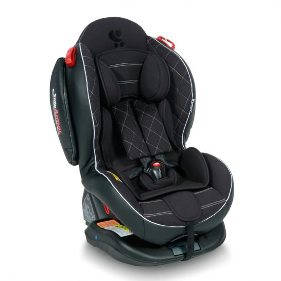 Lorelli Bertoni Arthur + SPS Isofix Black Leather