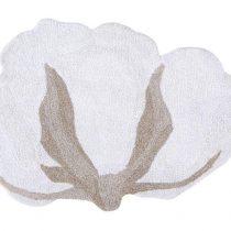 Lorena Canals. Χαλί δωματίου Cotton Flower 120×130