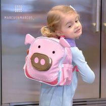 Παιδική Iσοθερμική Τσάντα πλάτης 3D ζωάκι Μarcus & Μarcus Γουρουνάκι 2019