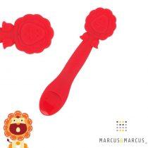 Βρεφικό Kουτάλι σιλικόνης μασητικό Λιονταράκι Μarcus & Marcus