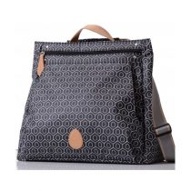 Pacapod: Τσάντα αλλαξιέρα – Lewis Black Tile
