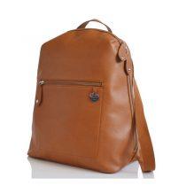 Pacapod: Tσάντα αλλαξιέρα – Hartland Leather tan