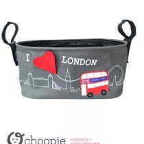 Οργανωτής Καροτσιού London Limited Edition