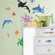 RoomMates. Αυτοκόλλητα τοίχου «Υπέροχος Ωκεανός».