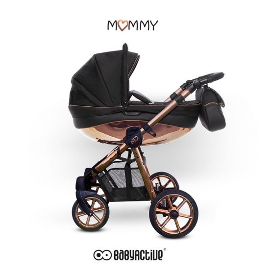 Mommy GLOSSY Rose Gold BabyActive 4in 1