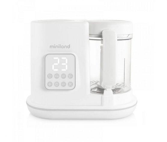 Miniland Chefy 6 αποστειρωτής μπιμπερό – ατμομάγειρας- θερμαντήρας- μπλέντερ