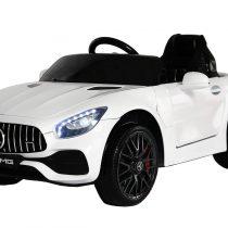 MERCEDES-BENZ AMG GT Λευκό 12V ΜΕ ΤΗΛΕΧΕΙΡΙΣΤΗΡΙΟ