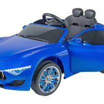 Globo Ηλεκτροκίνητο Αυτοκίνητο MASERATI ALFIERI BLUE 12V Με Τηλεχειριστήριο
