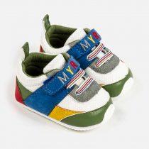 Παπούτσια αθλητικά λογότυπο Νεογέννητο αγόρι Mayoral