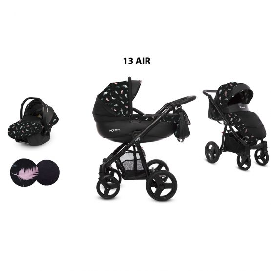 BABYACTIVE Mommy Limited Air 4 in 1