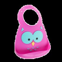 BABY BIB – OWL