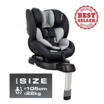 Κάθισμα Αυτοκινήτου Megan i-Size 360° Grey 926-186