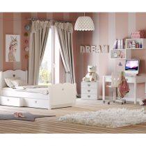 Casakids Feel Κρεβάτι Μονό 100×200 ή 100×214 cm