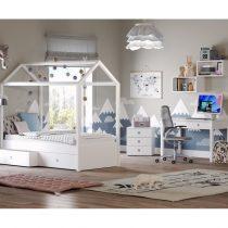 Casakids Kiddy Κρεβάτι Μονό 100×200 cm