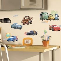 RoomMates. Αυτοκόλλητα τοίχου «Cars 2».