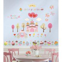 RoomMates. Αυτοκόλλητα τοίχου «Cupcake Land».