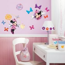 RoomMates. Αυτοκόλλητα τοίχου «Minnie & Daisy».
