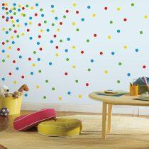 RoomMates. Αυτοκόλλητα τοίχου «Confetti».