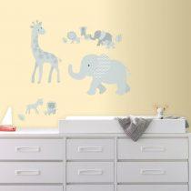 RoomMates. Αυτοκόλλητα τοίχου «Baby ζωάκια».