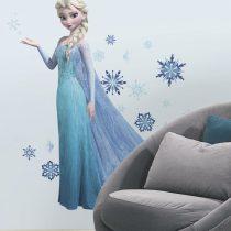 RoomMates. Αυτοκόλλητα τοίχου «Frozen Elsa».