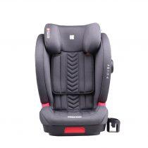 Kikka Boo Κάθισμα Αυτοκινήτου (15-36 kg) Tilt Grey