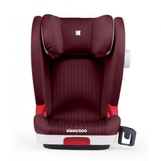 Kikka Boo Κάθισμα Αυτοκινήτου (15-36 kg) Tilt Rasberry