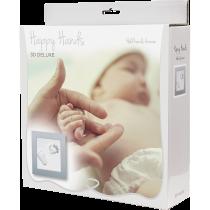 Happy Hands 3D Deluxe Silver