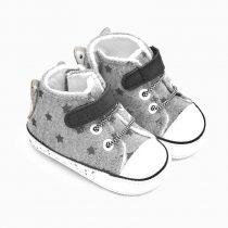 Mayoral  παπούτσια αγκαλιάς μποτάκια αστέρια αγόρι