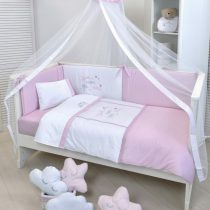 Baby Oliver Σετ Σεντόνια Κούνιας Twinkle Twinkle σχέδιο 352