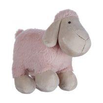 MANON DE PRES Λούτρινο Προβατάκι Ροζ 20cm