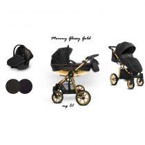 BABYACTIVE Mommy Glossy 4 in 1 Gold