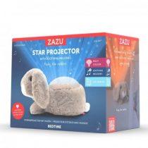 Βρεφικός Λαγός Ruby προβολέας Προτζέκτορας αστεριών με χτύπο καρδιάς, λευκό ήχο, μελωδία ZAZU ZA-RUBY-01