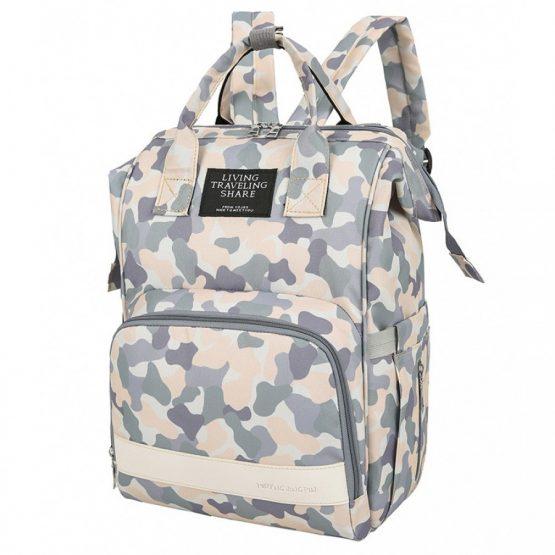 Τσάντα πλάτης μωρού L.T.S. παραλλαγής