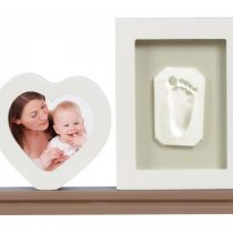 Dooky Happy Hands Baby Desktop Heart Frame Kit