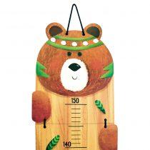 Svoora Παιδικό Αναστημόμετρο Indianimals 'Αρκουδάκι'