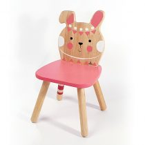Svoora Παιδική Ξύλινη Καρέκλα Indianimals 'Λαγουδάκι'