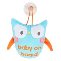 Baby On Board Κουκουβάγια