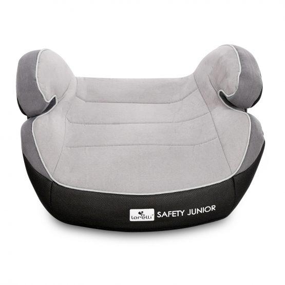 Κάθισμα Αυτοκινήτου Safety Junior Fix Isofix 15-36kg Grey Lorelli 10071332014