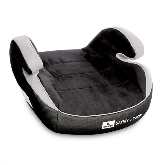 Κάθισμα Αυτοκινήτου Safety Junior Fix Isofix 15-36kg Black Lorelli 10071332013