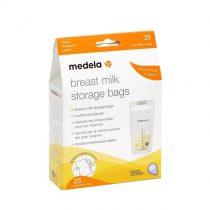 Medela Breastmilk Storage Bags – Σακουλάκια Φύλαξης Μητρικού Γάλακτος