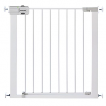 Safety 1st Easy Close Metal 73-80 cm White