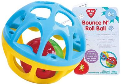 Playgo Bounce N'Roll Ball-2 Σχέδια