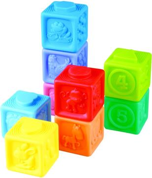 Playgo Stacking Wonder Blocks