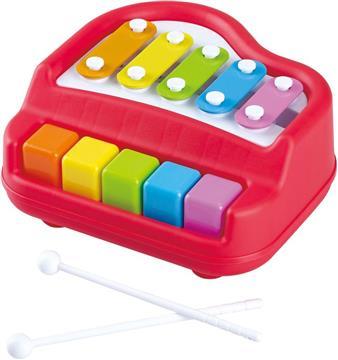 Playgo Πιάνο & Ξυλόφωνο 2 In 1