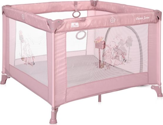 Lorelli Bertoni Game Zone beige rose rabbits