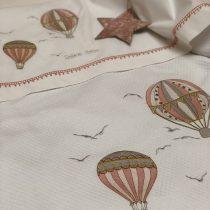 Hot Air Balloon – Κουβέρτα Αγκαλιάς Πικέ 80Χ90 Raison D'etre